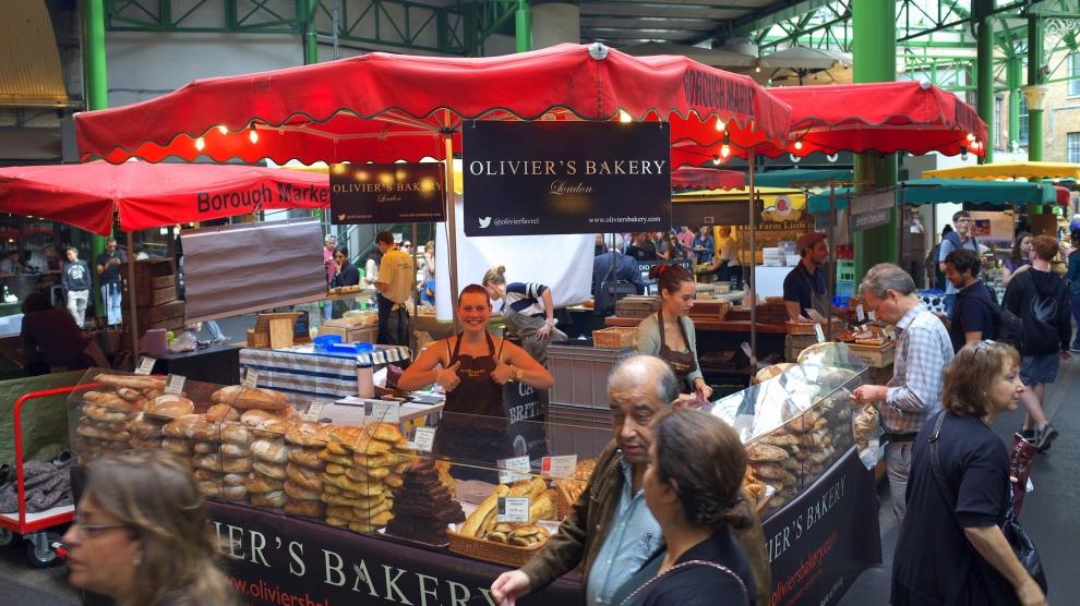 Bakery in London