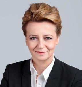 Hanna Zdanowska (courtesy of Łódź City Hall)