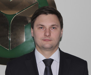 Uladzimir Torchyk, Strategic Development Director, Belarusian Universal Commodity Exchange (courtesy of BUCE)