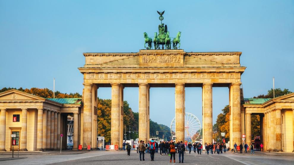 Berlin from Nazis, fear