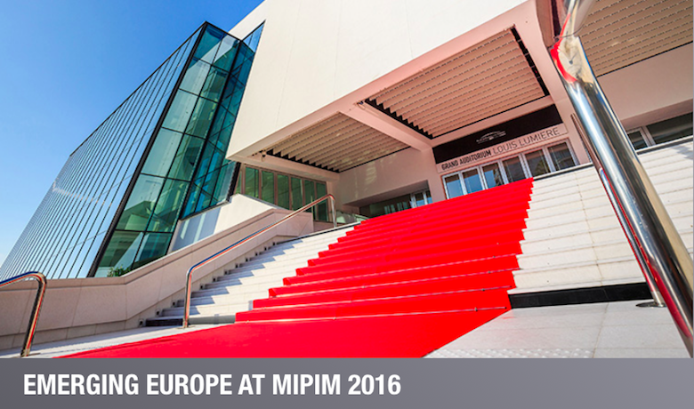 Emerging Europe at MIPIM Cannes