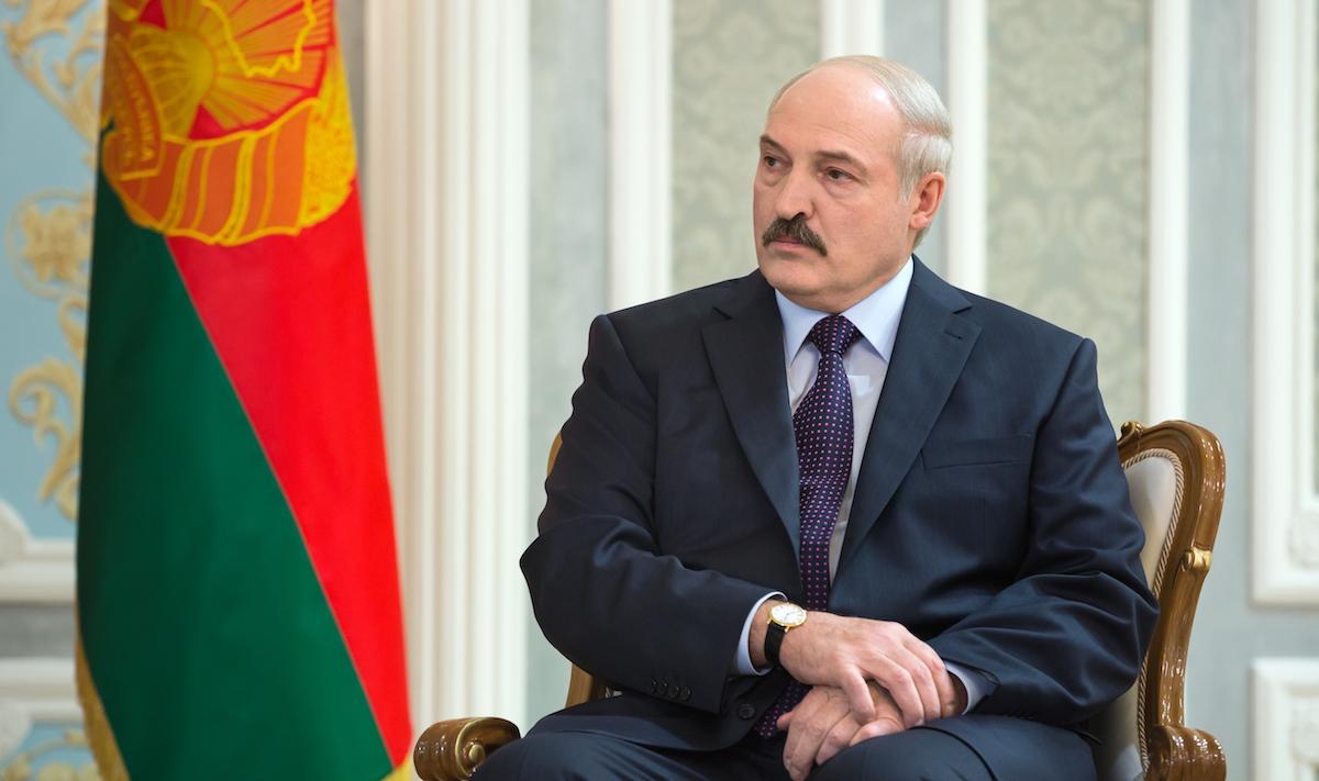 Career growth of Lukashenko - President of the Republic of Belarus 54