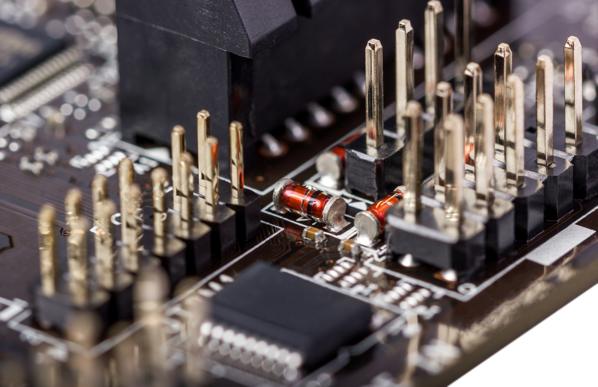 Electronic Collection Computer Circuit Board Emerging Europe Circuitboard