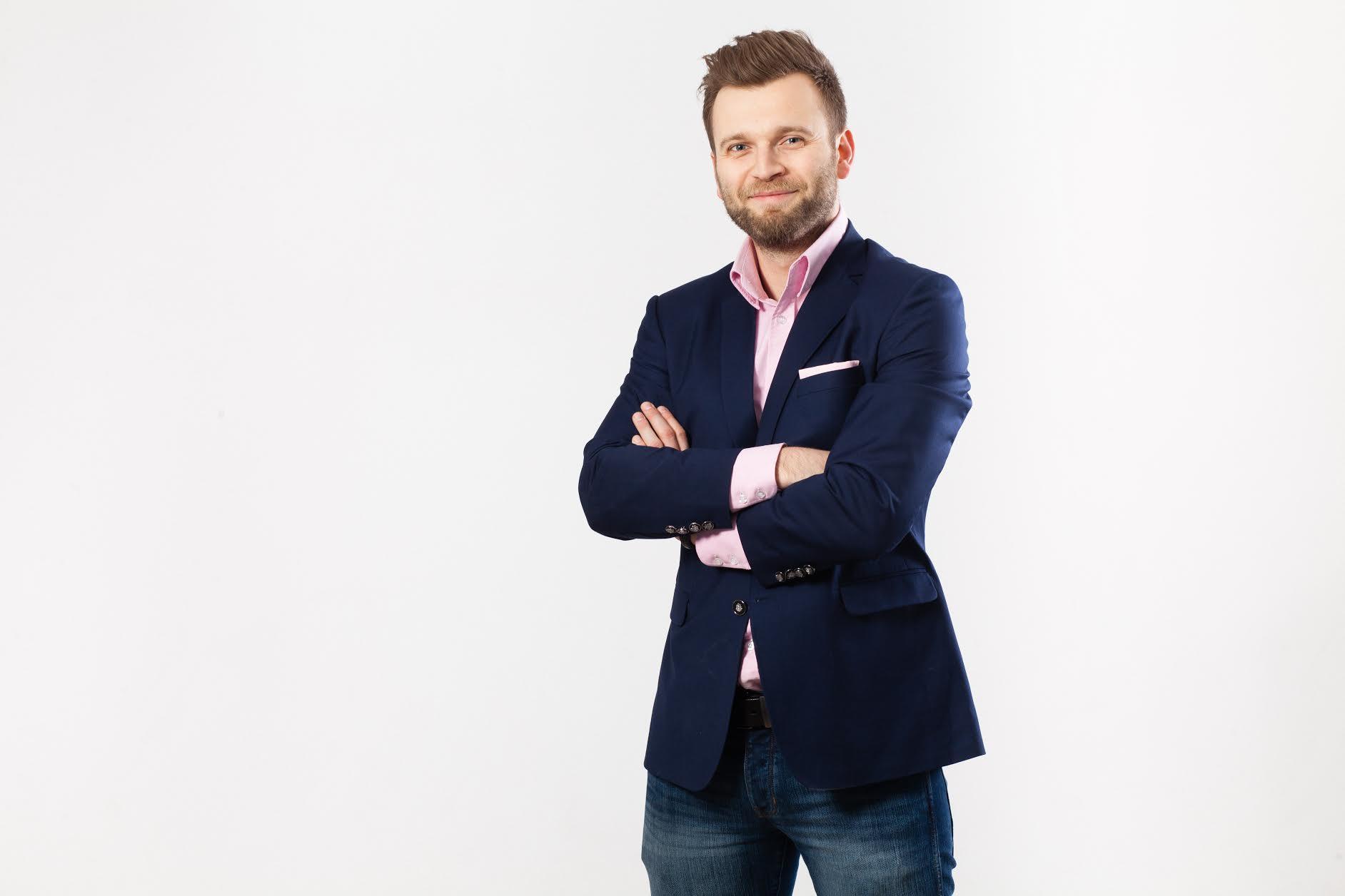 Marcin Piątkowski - JIVR CEO