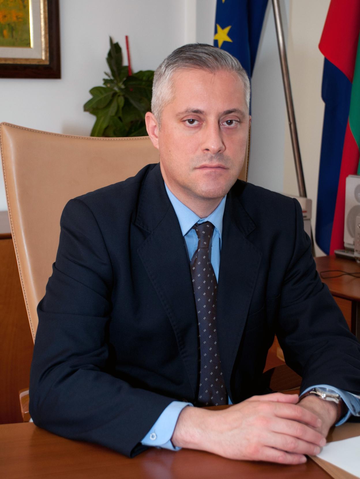 Minister of Economy