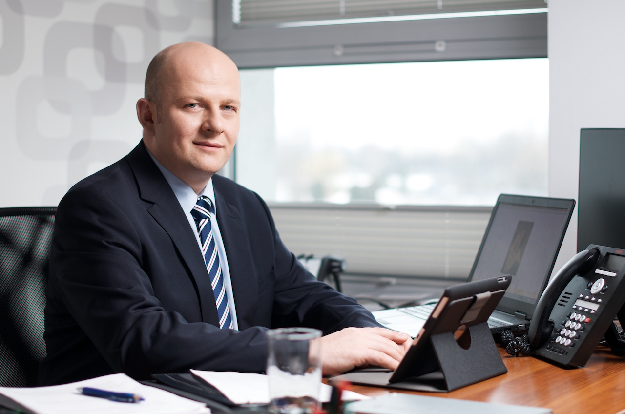 Tomasz Maciejak, CEO of Business Support Solution