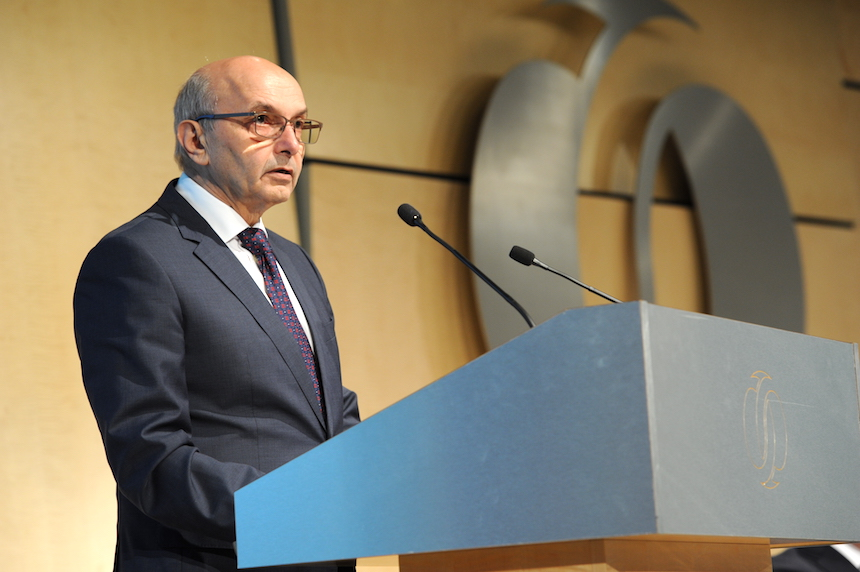 Prime Minister, Isa Mustafa, said during the EBRD Western Balkan Forum (© EBRD/Andy Lane)