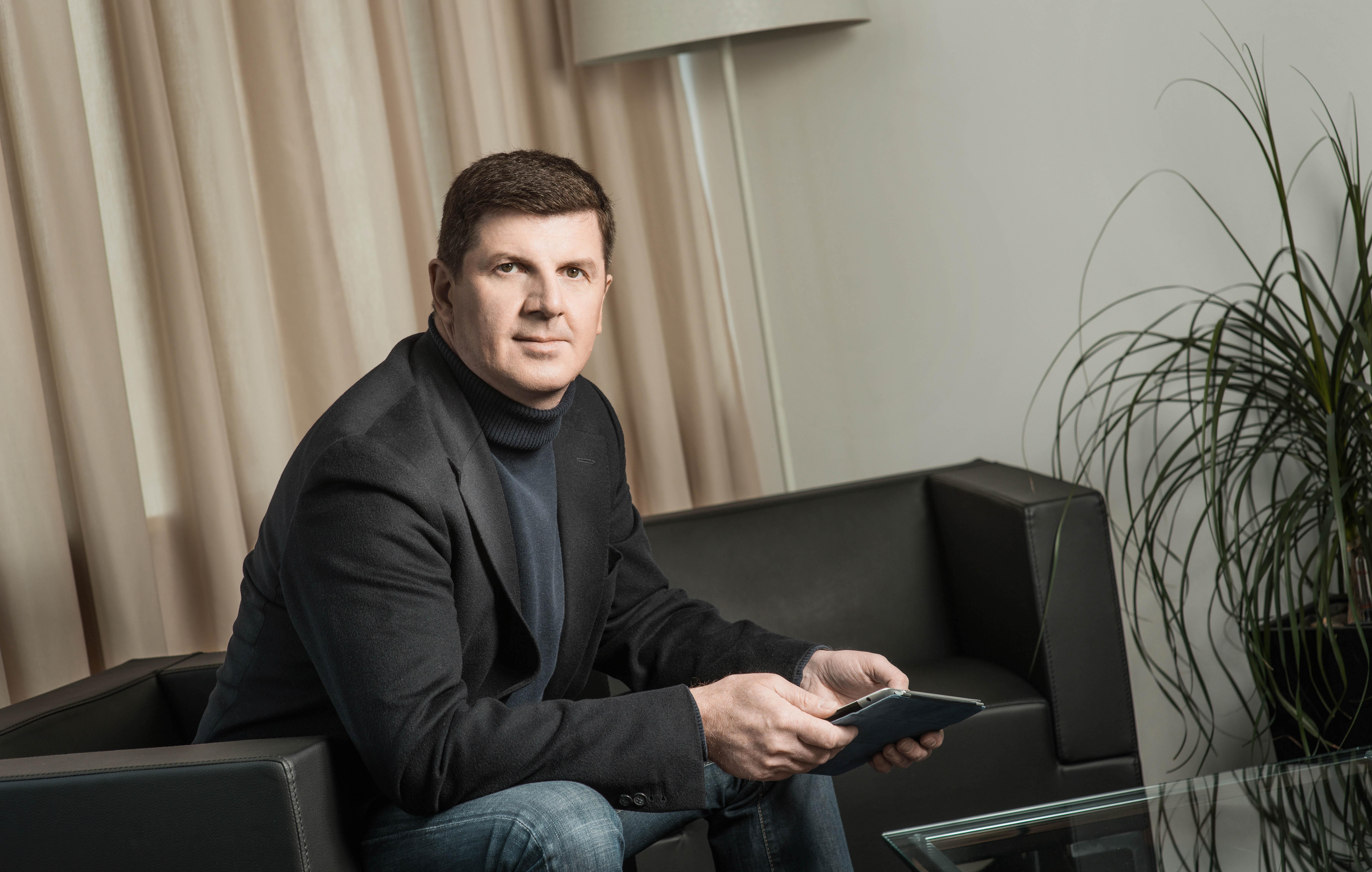 Helmut Duhs, CEO of Velcom (courtesy of Velcom)
