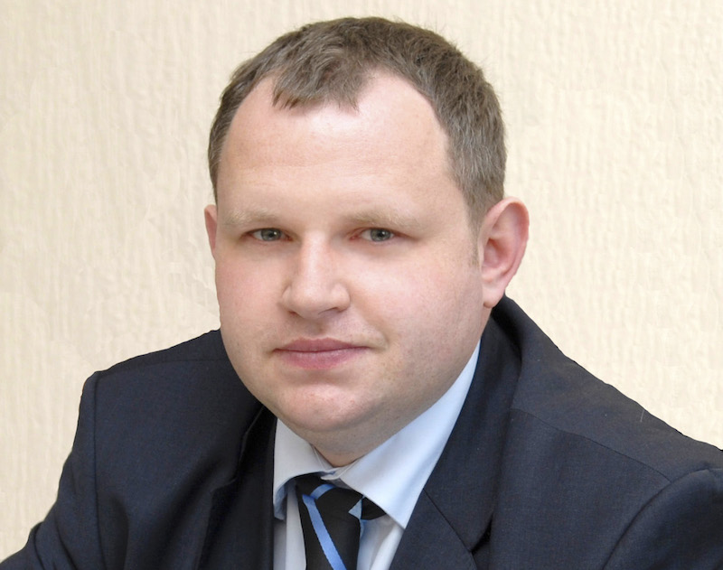 Maxim Yermalovich, First Deputy Finance Minister (courtesy of MoF)