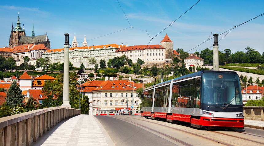 Prage, Czech Republic -