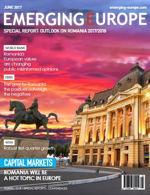 EBRD EE outlook on Romania