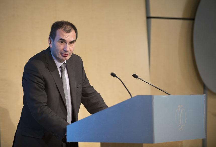 Alain Pilloux, EBRD