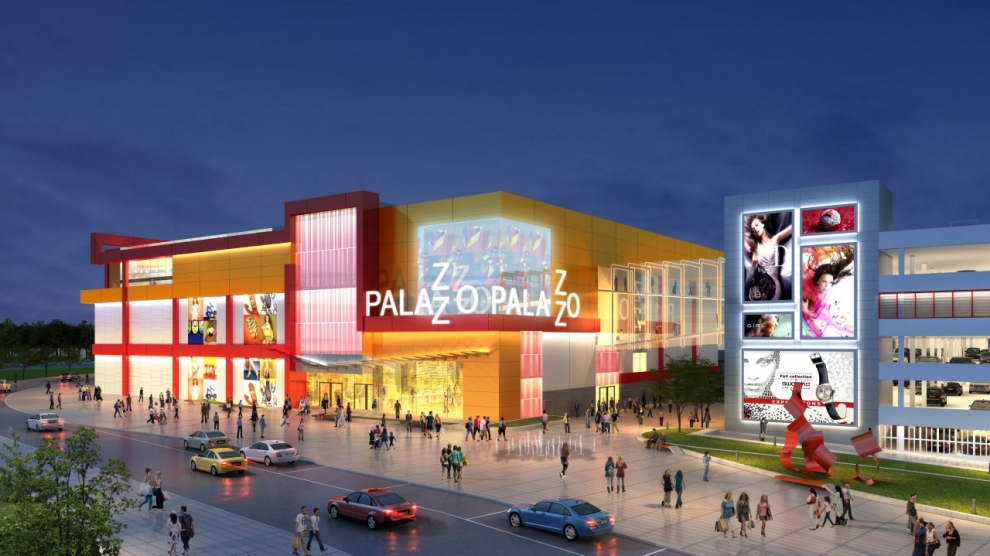 A New Modern Mall Hopes To Draw Belarusians Back The Home Market