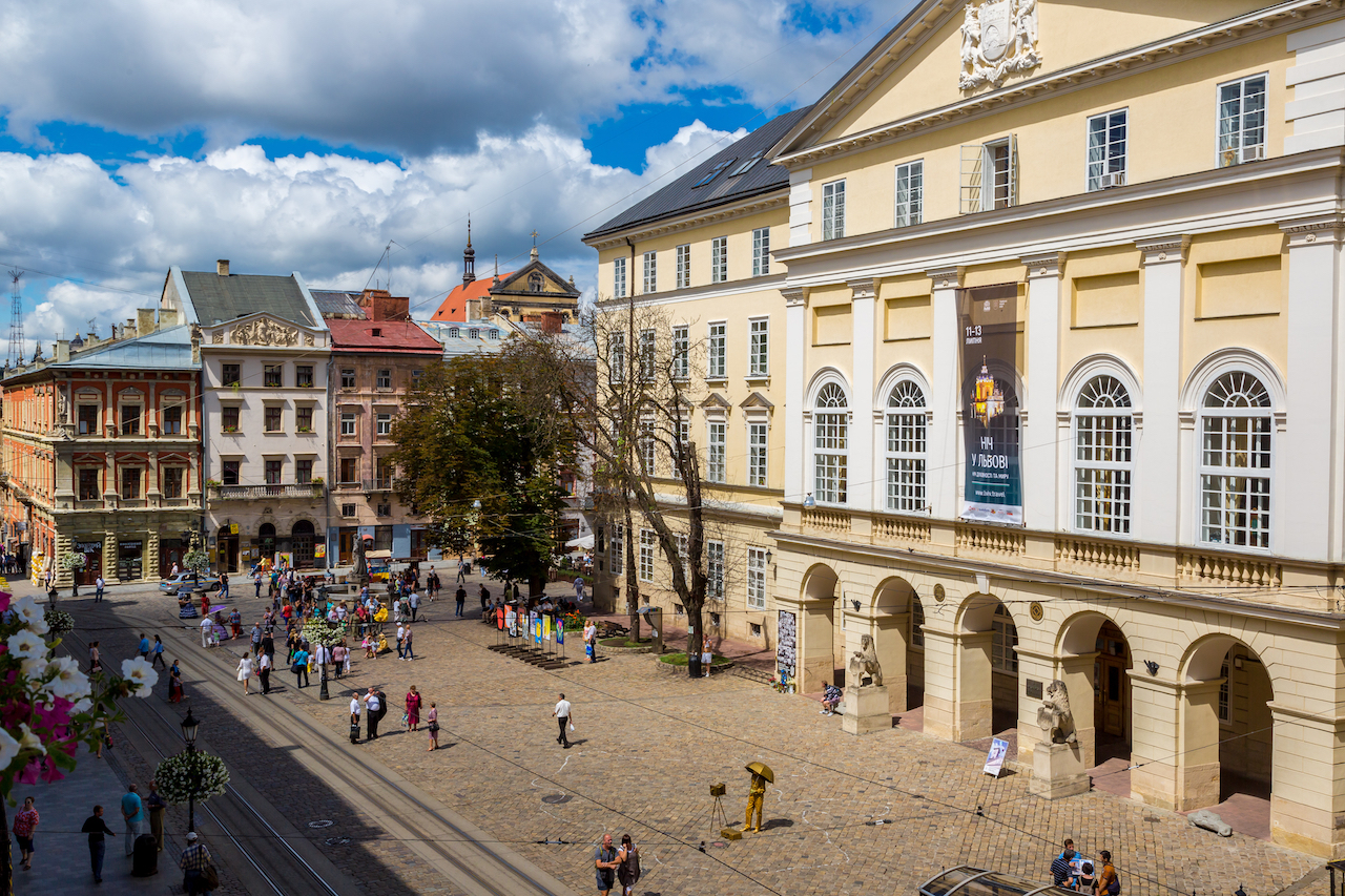 History of Lviv and its development. Interesting facts about Lviv 27