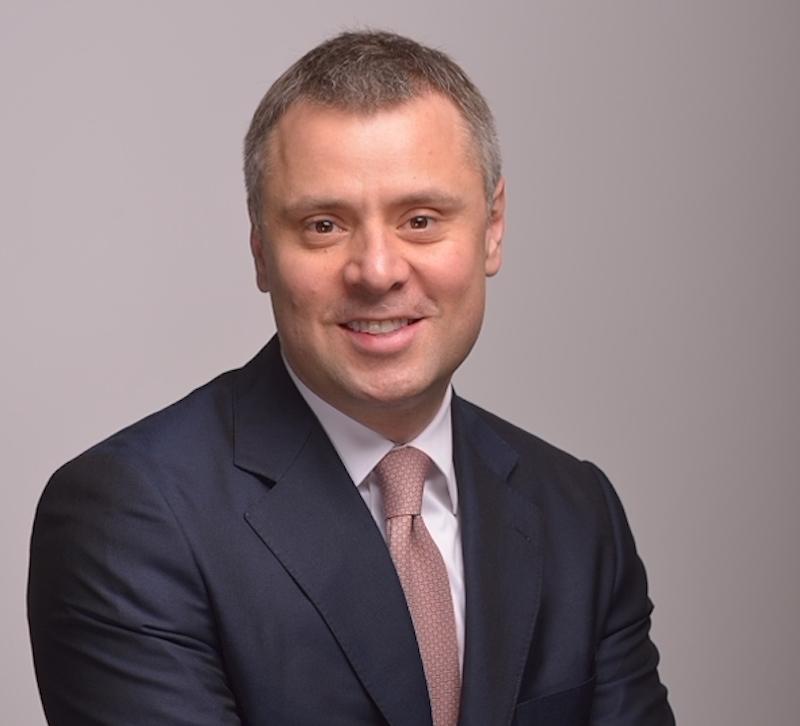 yuriy Vitrenko naftogaz ukraine