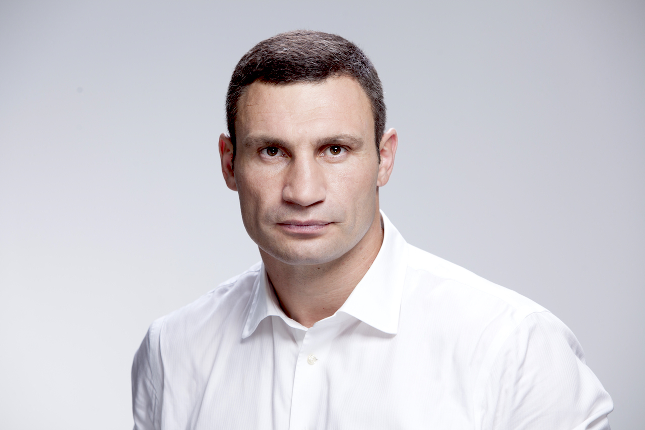 Vitali Klitschko interview