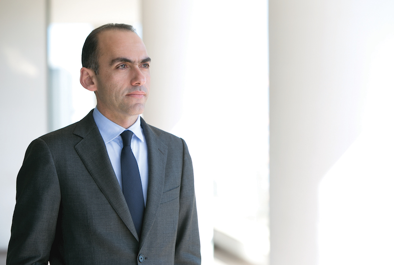 Harris Georgiades, Minister of Finance for Cyprus