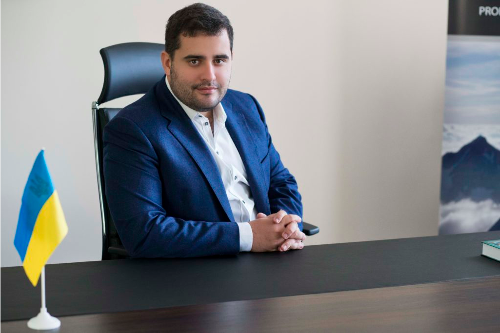 Andriy Dovbenko ukraine