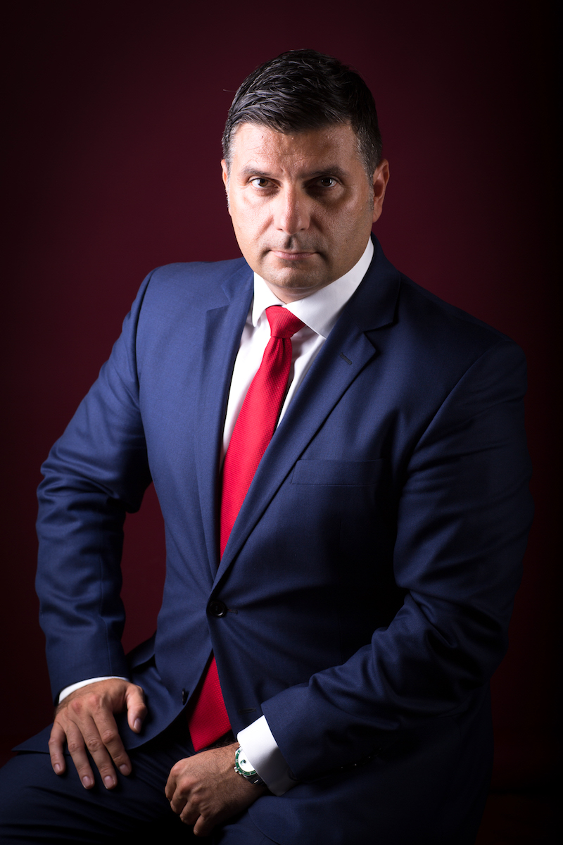 Alexandru Petrescu (courtesy of the Ministry for Business Environment, Commerce and Entrepreneurship)