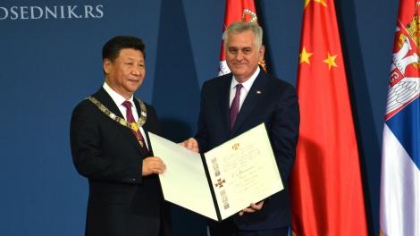 china serbia silk road