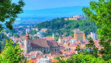 Cityscape Brasov