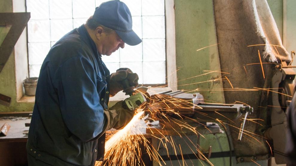 ukraine manufacturing