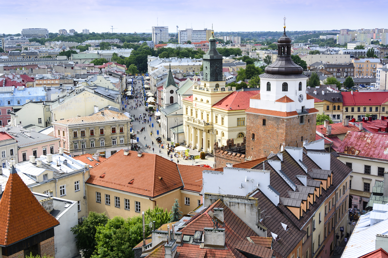 Shared services evangelists 2 0 - Lublin Building A Reputation As A Business Services Destination Emerging Europe Com