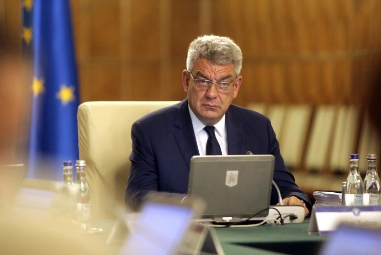 Prime Minister Mihai Tudose emerging europe