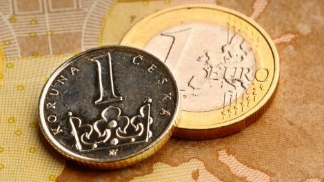 Euro Czech republic emerging europe