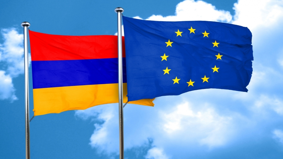 European union armenia russia emerging europe
