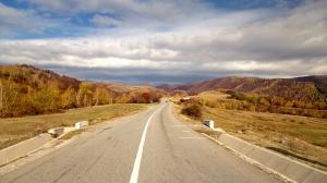 roads romania
