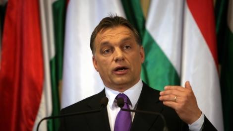 Victor Orban energing europe