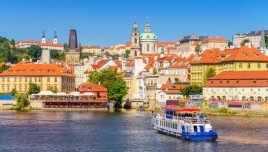 Prague emerging europe