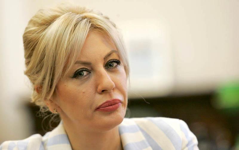 Jadranka Joksimović (photo credit: Andjelko Vasiljevič)