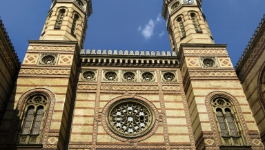 Budapest synagoge
