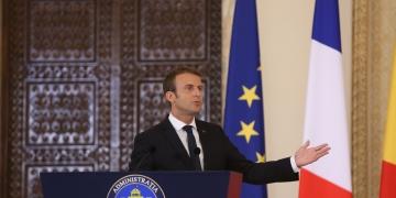 Macron emerging europe