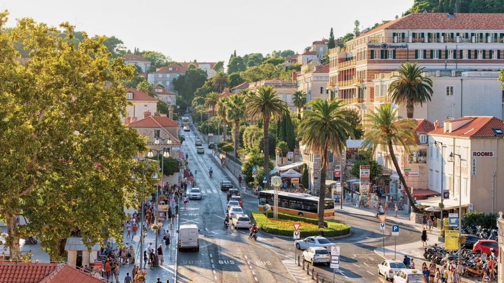 Dubrovnik Croatia emerging europe