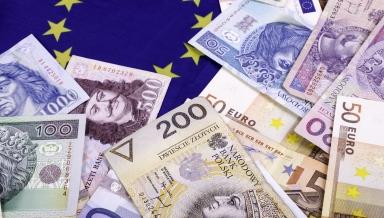 forint zloty euro