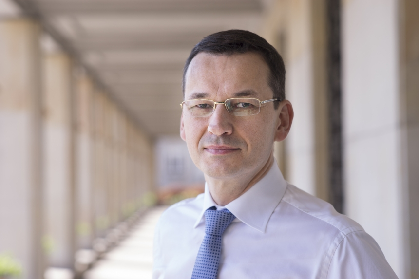 Deputy Prime Minister Mateusz Morawiecki