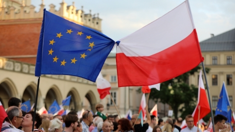 poland european union polexit