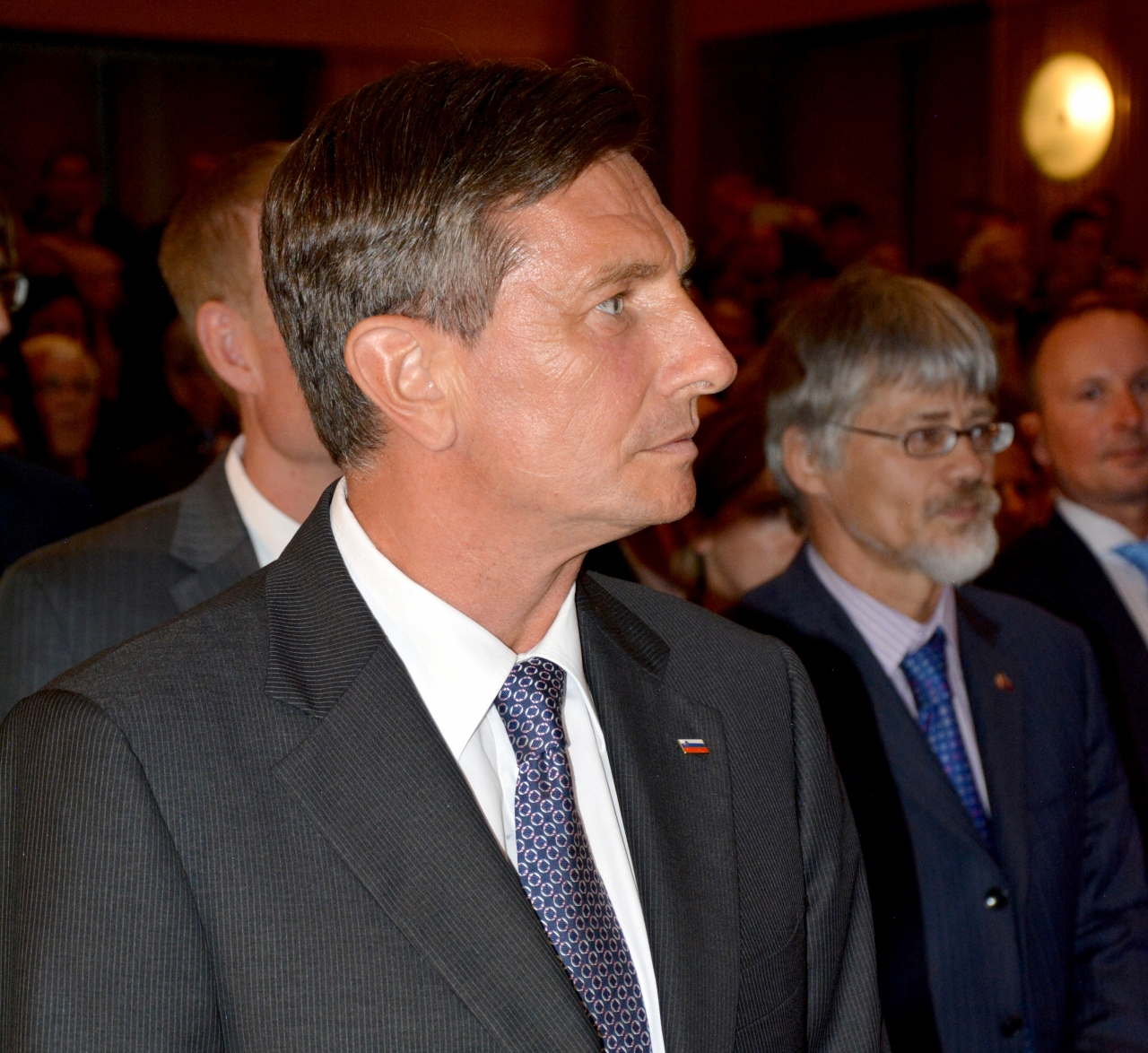 President of the Republic of Slovenia Borut Pahor