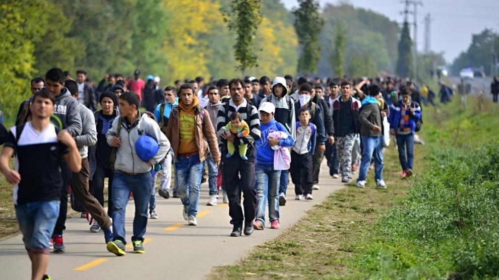 refugees immigrants