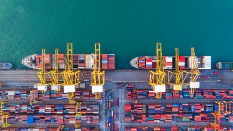 freight, ship, trade