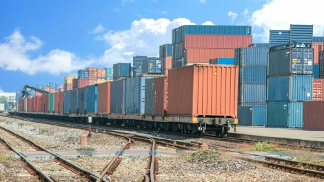 goods train logistics