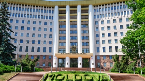 chisinau moldova parliament