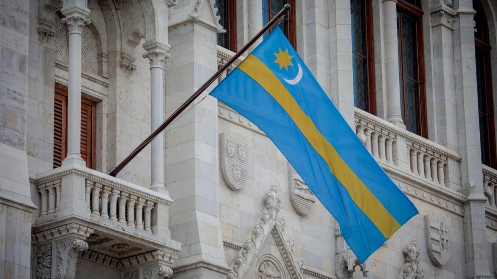 Szekely Land Flag