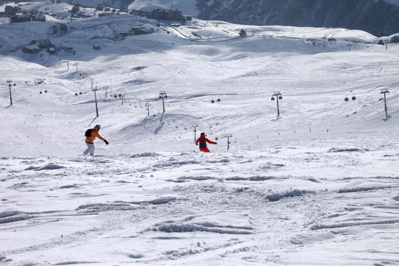 gudauri ski georgia