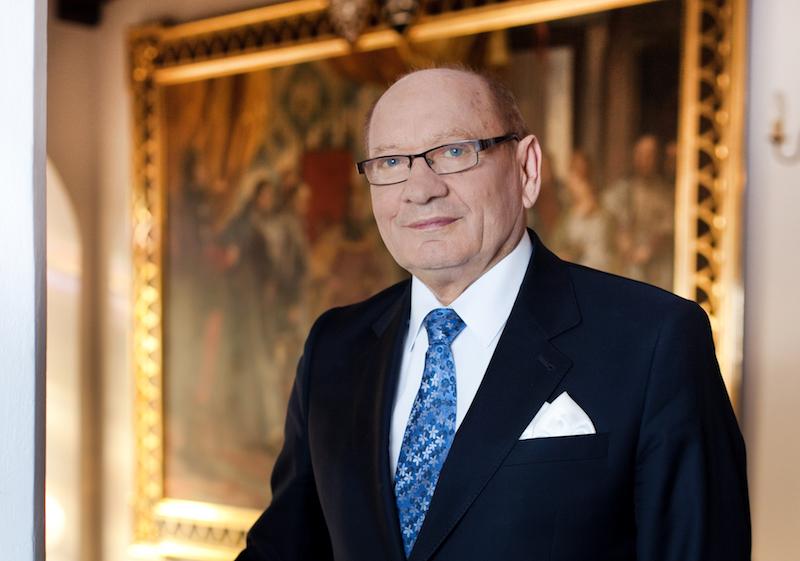 Mayor Tadeusz Ferenc