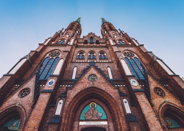 St. Florian's Cathedral, Praga