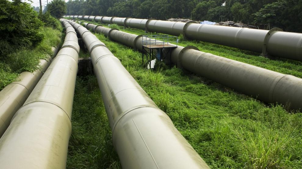 slovakia-poland gas pipeline